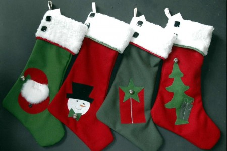 Making Christmas Stocking.Make Your Own Christmas Stocking Archway London