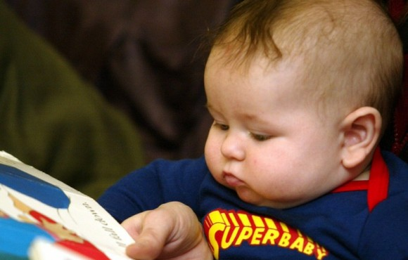 Rhymes and stories for children under 18 months