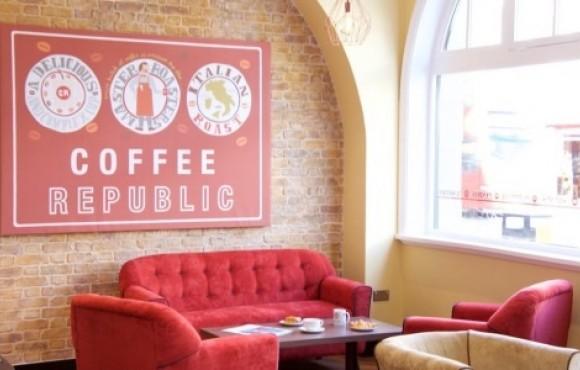 Coffee Republic   Archway London